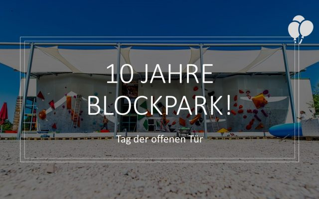10 Jahre Blockpark – Wettkampf