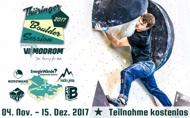 Thüringer Boulder Session 2017