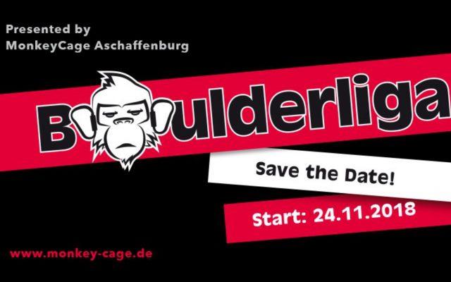 Boulderliga Bayerischer Untermain 2018/2019
