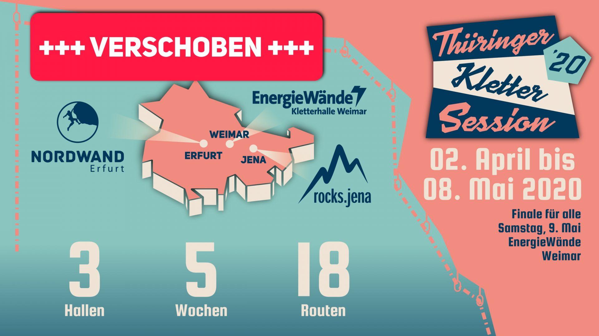 Thüringer Kletter Session 2020